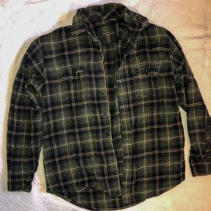 Timberland Men's Flannel Jacket